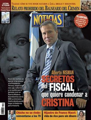 A 4 meses de la muerte de Nisman, la TV presentó un info