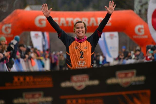 Yanina Ferroni, la mujer ganadora