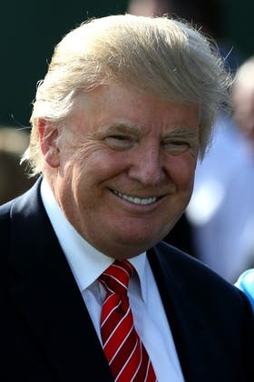 Donald Trump financiará algunos de los proyectos