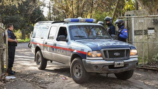 El cuerpo fue hallado en una reserva en Lomas de Zamora