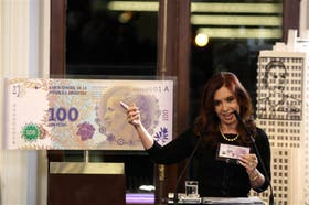 La presidenta Cristina Kirchner hizo el anuncio ayer en un acto en la Casa Rosada