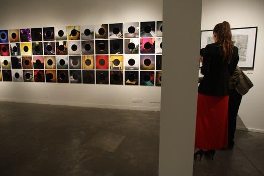 Se presentó al público la muestra Buenos Aires Photo en el Centro Cultural Recoleta. Foto: LA NACION / Hernán Zentero