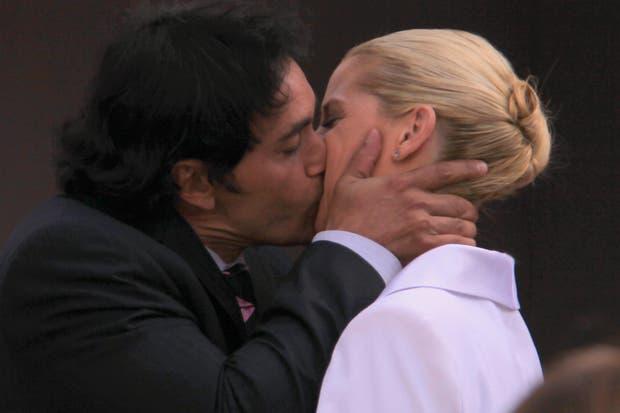El amor de Marcos y Victoria logró atravesar todos los obstáculos.