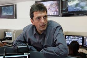 Sergio Massa cree que el enojo de Cristina Kirchner no fue contra él