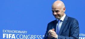 Gianni Infantino es el nuevo presidente de la FIFA y sucederá a Joseph Blatter