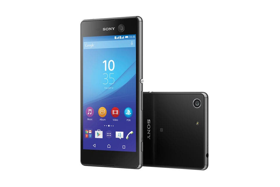 XPERIA M5 SELFIE PHONE, SONY MOBILE, $15999.