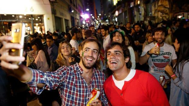 El festejo de San Patricio llega con una campaña de prevención sobre el consumo abusivo de alcohol. Foto: Rodrigo Néspolo