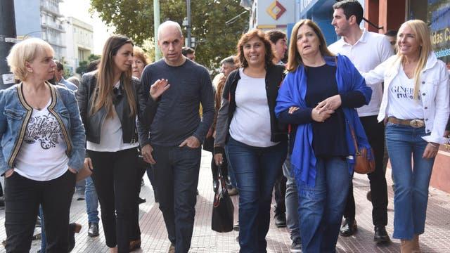 Giudici, Zuvic, Rodríguez Larreta, Oliveto, Polledo. Timbreo en Mataderos