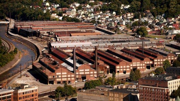 Las fábricas de acero inoperantes esperan la reactivación prometida por Trump