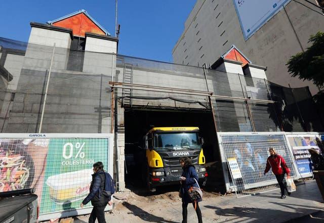 En la avenida Cabildo 3200 habrá una concesionaria de autos