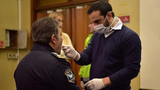 Murieron dos personas en un secuestro extorsivo — Lomas de Zamora