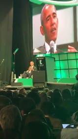 Obama en la Cumbre de Economía Verde (en inglés)