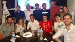 Werthein se reunió ayer con varios deportistas para ratificar el rechazo a la nueva medida