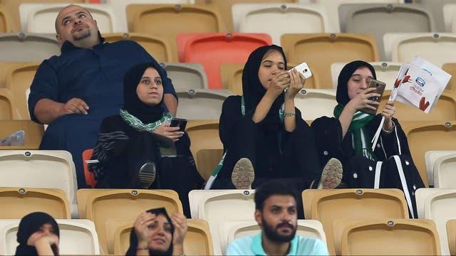 Una presencia inusual en los estadios