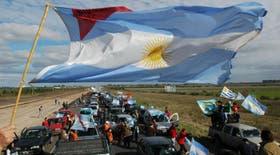 Cientos de personas dieron el presente en Gualeguaychú