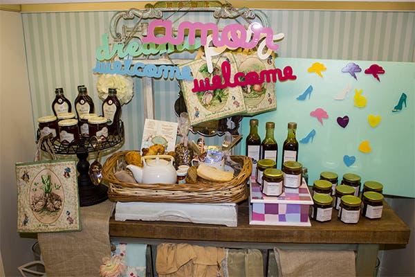 Más opciones dulces y bien caseras en Pani. Foto: Gentileza Agustina Ferreri