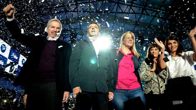 Los sindicatos que apoyan la candidatura de Sergio Massa tendrán su acto hoy en el estadio porteño de Obras Sanitarias.