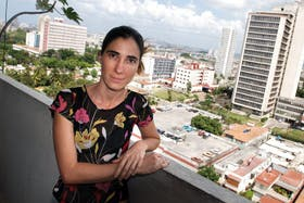 Yoani Sánchez consiguió su pasaporte para salir de Cuba