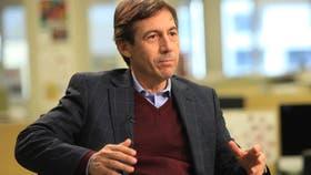 Luis Naidenoff, senador nacional por la UCR