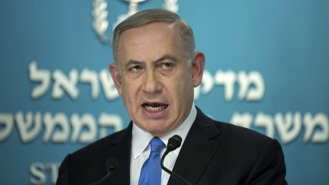 """Netanyahu tildó a Obama de """"gran decepción"""" y celebró a Trump por su """"amistad"""""""
