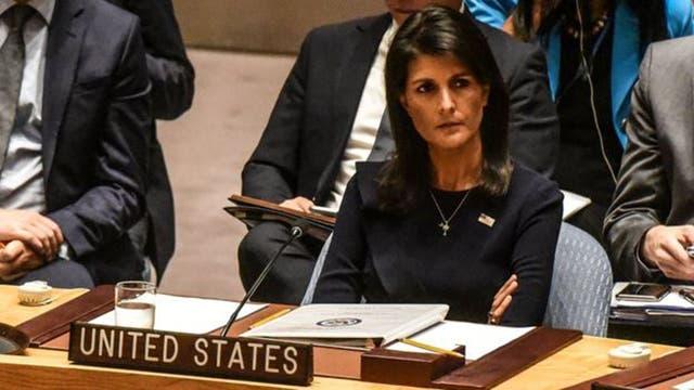 Estados Unidos promueve en la ONU una nueva ronda de sanciones contra Corea del Norte.