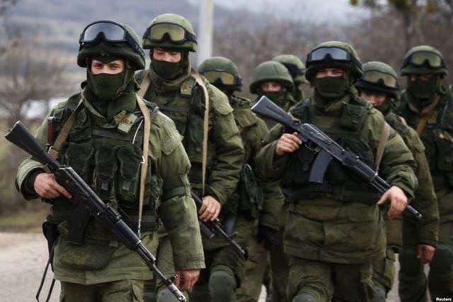 El Ejército de Rusia