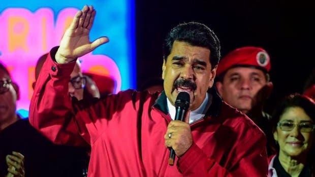 El presidente Nicolás Maduro desestimó las sanciones que le impuso el gobierno de EE.UU. anunciadas por el Departamento del Tesoro