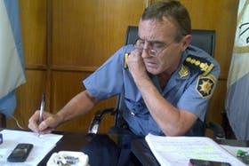 El ex comisario general Hugo Tognoli