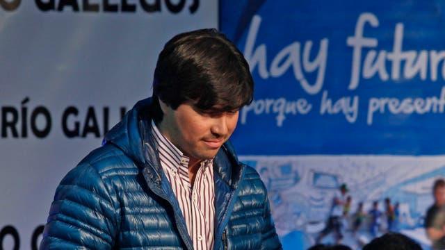 Martín es uno de los hijos de Lázaro Báez; ambos investigados en la Justicia por corrupción a través de la obra pública
