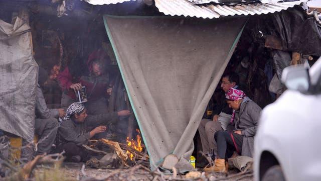 El juez Lleral le tomó declaración a dos miembros de la comunidad mapuche