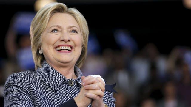 Hillary Clinton busca confirmar su favoritismo