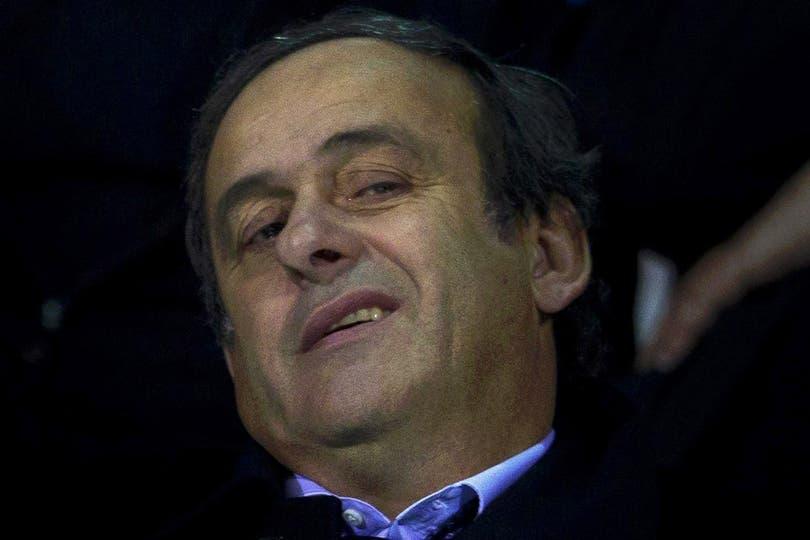 Platini está convencido que va a ganar. Foto: AP, AFP, EFE, Reuters