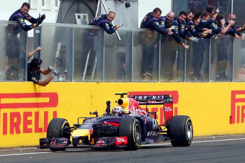 Daniel Ricciardo se impuso en el Gran Premio de Hungría