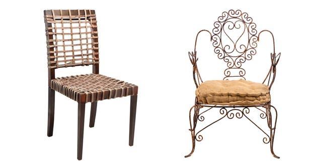 Tapizados modernos para sillas si encontramos que el for Sillas hierro ikea