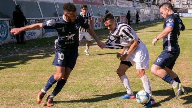 La lucha de Mosca y Coll, la pelea infructuosa de Brown de Puerto Madryn