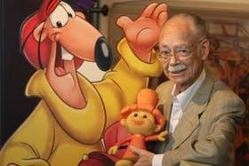 Durante su larga trayectoria, García Ferré creó más de treinta personajes