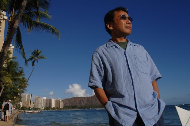 Murakami, el eterno candidato
