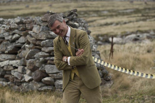 El gobernador de Malvinas, Nigel Haywood, dijo en una entrevista con la agencia AFP que no tiene sentido negociar la soberanía de las islas con la Argentina