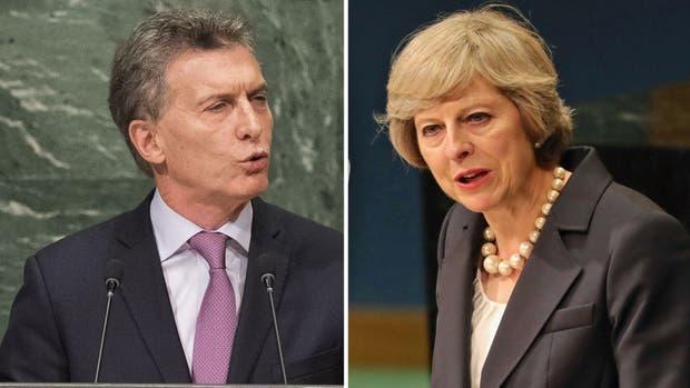 Siguen las dudas sobre el encuentro entre Mauricio Macri y Theresa May en Nueva York