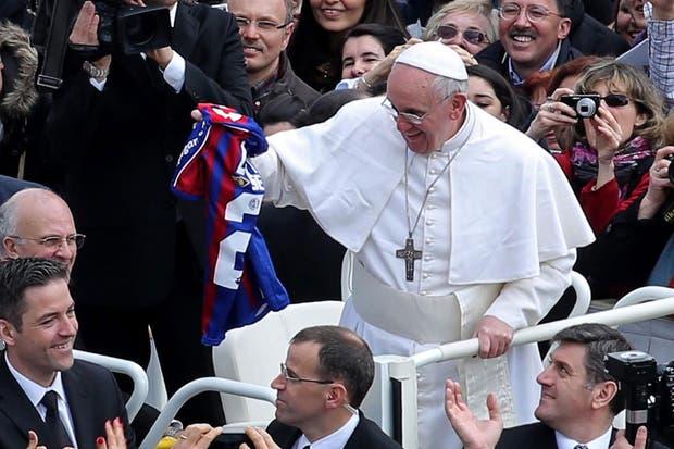 El Papa, fanático de San Lorenzo, no ve los partidos