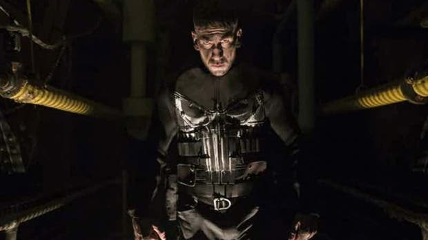 The Punisher estrena sangriento trailer con Metallica