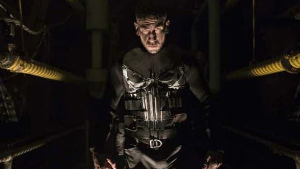 Este es el nuevo y sangriento tráiler de 'The Punisher'