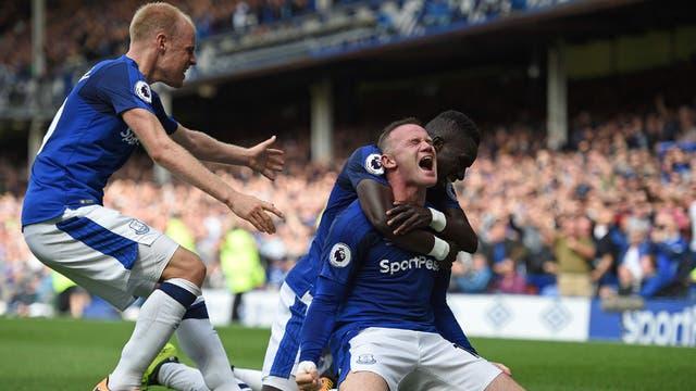 El grito desde el alma para Wayne Rooney