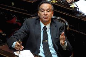 Pichetto hizo polémicas declaraciones durante el debate del Código Procesal Penal