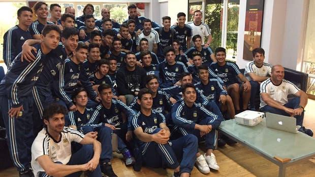 El gran gesto de Riquelme con la Selección Argentina — Ídolo de muchos