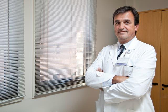 Prof. Dr. Ricardo Allegri, jefe de Neurología Cognitiva de Fleni e investigador independiente del Conicet Foto