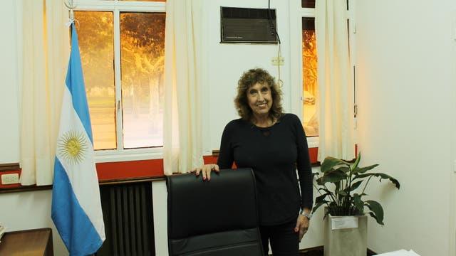Marta Ticera, Secretaria de Hacienda