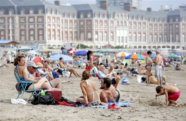 Mar del Plata, tradicional destino turístico