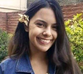 Anahí Benítez fue drogada con un potente sedante que el asesino le puso en la comida