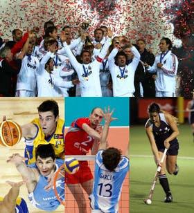 El mundial de clubes de fútbol inspira a otros deportes